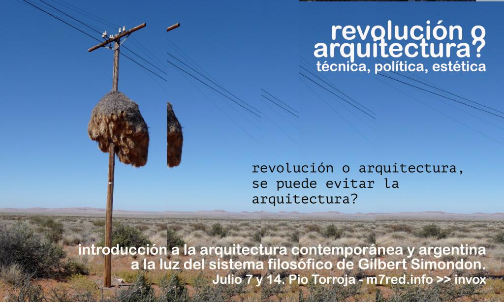 arquitectura o revolucion 5