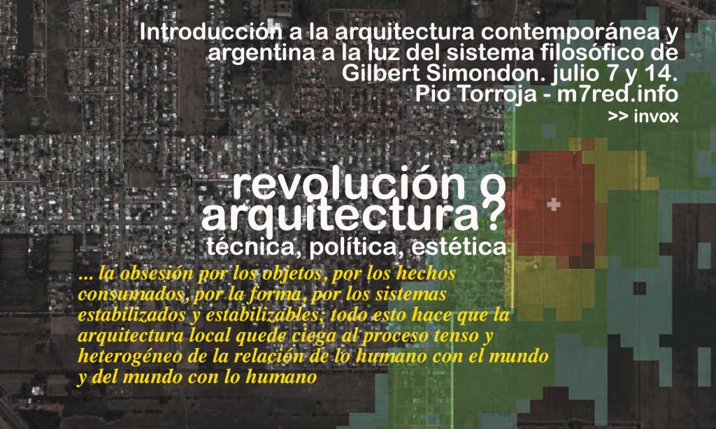 arquitectura o revolucion3